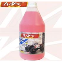 Combustível Mk Auto 20% Nitro E Óleo Sintético Klotz 3,6l