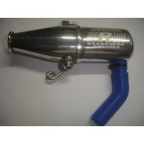 Pipa Resonator Para Traxxas Revo 3.3 C/mola