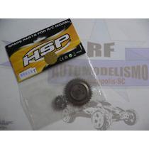 Hsp 08033 Engrenagem Aço Exceed Redcat Himoto 35 / 17 Dentes