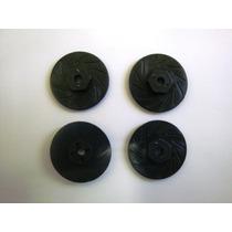 Jg. De 4 Sextavados C/ Discos P/ Tamiya, Etc - 12mm - Novos!