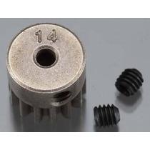 Pinhão Em Aço 14t Dentes 32p 3mm Motor Elétrico Summit Emaxx