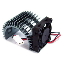 Yeah Racing (#ya-0131gm) 540 Motor Dissipador W/fan (gm)