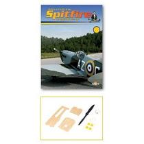 Spit Fire - Planeta D Agostini - Hélice Principal Lacrada