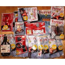 Fasciculos E Peças Ferrari 2004 Planeta Deagostini Kyosho