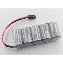 Baterias - Pack Flat Stile 5 Celulas - Nimh 6v - 1500mah