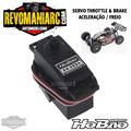 Ofna 1/8 Hyper 7 Tq Hobao H-101 Throttle & Brake Servo