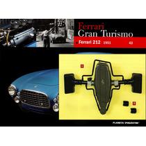 Fascículo E Peças Edição 43 Ferrari Enzo Planeta Deagostini