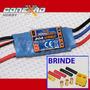 Esc Speed Control Hk 30-40a C/ Bec P/ Avião + Brinde