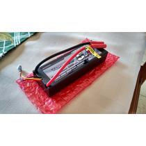 Bateria Lipo Turnigy 2s 7.4v 60-120c 5000mah Hard-case