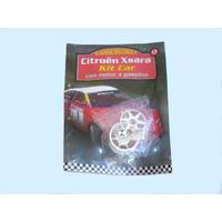 Fasciculo E Peça Salvat N.17 Citroen Xsara Kit Car Novo
