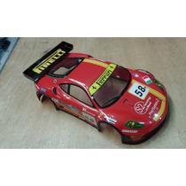 Bolha 1/8 Kyosho Ferrari F430 Inferno Gt1 Nova Rara