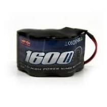 Bateria De Receptor Venon 1600mah 6v - Fabmodelismo