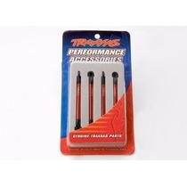 Trax 7118x Link Em Aluminio Vermelho Para E-revo 1/16