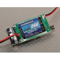 Regulador De Voltagem Bec Turnigy 5a 8~26 Esc, Receptor Aero