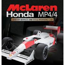 Mclaren Mp4/4- Ayrton Senna Planeta De Agostini (diversos)