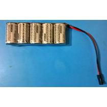 Bateria Traxxas Revo Jato Receptor 1500mah 6v Nimh Tra 3036