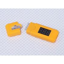 Medidor Checador De Voltagem Baterias Lipo De 2s Até 6s