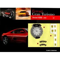 Fascículos 23, 27, 29, 31 E Peças 64 Ferrari Enzo Deagostini