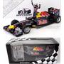 1/18 Red Bull Sebastian Vettel Vencedor Gp Espanha F1 2011