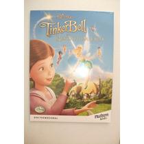 Dvd Lacrado Tinker Bell E O Resgate Da Fada