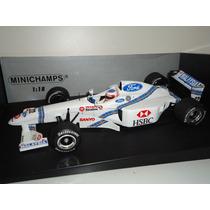 Minichamps 1/18 Stewart Sf1 Barrichello F1 1997 # Senna Ford