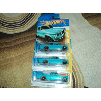 Hot Wheels 2010 63 Stude Baker Camp 1:64