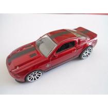 Hotwheels 10 Ford Shelb Gt 500 Super Snake L-cle