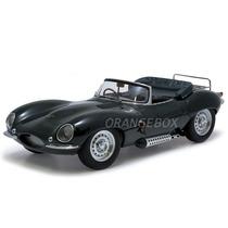 Jaguar Xk-ss 1956 Steve Mcqueen 1:18 Autoart 73526