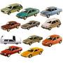 Miniaturas Carros Nacionais Santana, Gurgel, Parati, Del Rey