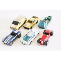 Hot Wheels Lote Com Miniaturas Antigas #114