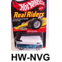 Hot Wheels Vw Drag Bus Kombi Volkswagen Real Riders Lacrada