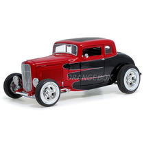 Ford 1932 Five Window Coupe 1:18 Gmp Acme A1805005tg