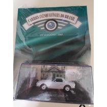 Carros Inesquecíveis Do Brasil Edição 47 - Malzoni Gt (1964)