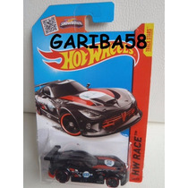 Hot Wheels Srt Viper Gts-r 2015 World Race Promo At Gariba58