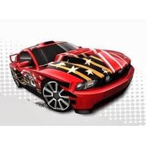 Carrinho Hot Wheels Custom 12 Ford Mustang Copa Coleção 2014
