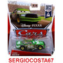 Disney Cars Carros Chick Hicks 86 Htb Rival Mcqueen Verde 86