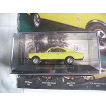 Coleção Carros Inesqueciveis Brasil Chevrolet Opala Ss 1976