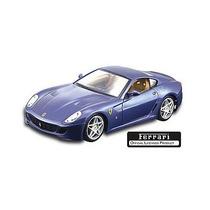 Miniatura Metal Ferrari 599 Gbt Fiorano Kit Para Montar 1:24