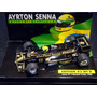 Minichamps 1/43 Lotus Renault 97t Jps Turbo F1 Asc 9 Senna