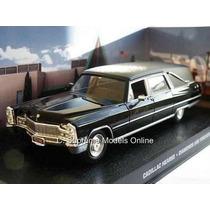 Miniatura Carro Funerário - Cadillac Hearse