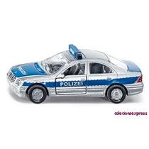 Miniatura Alema Siku 1362 Carro De Policia Mercedes Benz