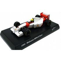 Miniatura F1 Ayrton Senna 1993 Mclaren Mp4/8 Honda 1:64