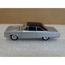 67 Plymouth Gtx - Johnny Lightning - 1:64 - Loose