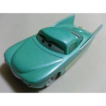 Disney Cars Flo Original Mattel Loose Mcqueen Filmore Lizzie