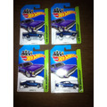 Hot Wheels Opala Ss Azul 2014 - Lacrado