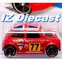 Morris Mini Cooper Hot Wheels Workshop 2014 194/250 Lacrado