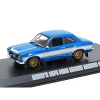 Ford Escort Rs2000 Mk1 1974 Fast & Furious 1:43 86222