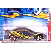 Hot Wheels Honda Civic - 64 De 2002 (raro, Lacrado)