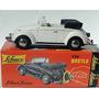 Vw Volkswagen Beetle Fusca 1960 Cabriolet Schuco A Corda