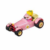 Carrinho Mario Kart Ds - Peach - C/ Fricção - Nintendo